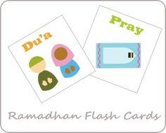 Activité Ramadan - Carnet de bord d'une musulmane . Memory