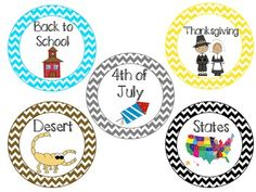 Classroom Library Labels...FREE
