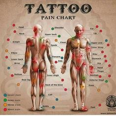 For those who are thinking of getting a tattoo. Here you go.