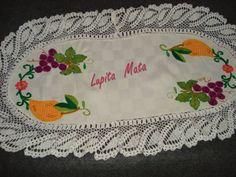 Orillas Para Servilletas De Crochet   Add PSD