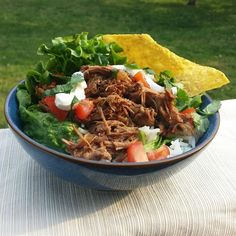 """Chipotle Barbacoa I """" Very good! Spicy if you use the cayenne pepper etc. I would recommend!"""""""