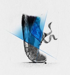 Sketches by austin jermacans, via behance branding обувь. Shoe Sketches, Drawing Sketches, Drawings, Sketching, Sketch A Day, Hand Sketch, Sketch Inspiration, Design Inspiration, Presentation Layout