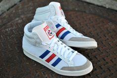 adidas Americana Hi 88 Adidas Gazelle, Basket Originale, Love Fashion, Mens Fashion, Fashion Shoes, Baskets, Everyday Shoes, Basketball Sneakers, Shoe Game