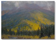 "Lorenzo Chavez | ""Autumn Colors"" | Abend Gallery Fine Art"