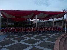 sewa panggung: Mau sewa Tenda Vip, Tenda Sarnafil dan Tenda Biasa...