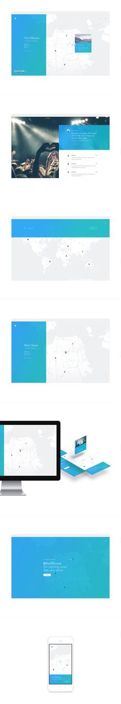 Twitter Live is a product design concept for a new social media experience. By leveraging a tweet's geotag and time stamp, results are plotted on a map allowing users to explore the world around them as it's happening. It's a real-time, geographical, soci…