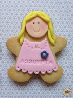 Cookies decoradas con fondant | Alice Bakery