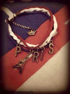 #accessories OMG!!!!!! I WANT IT!!! I <3 PARIS!!!-FashionBabe