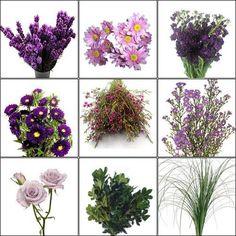 Blooms Lovely Lavender Garden Wildflower Pack