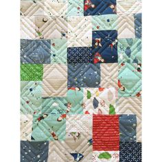 Quilting by Quilted Thimble Cottage