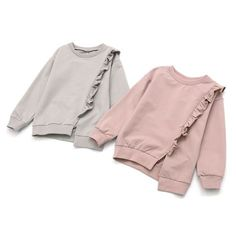 Ideas Sewing Clothes Ruffles For 2019 Teenage Girl Outfits, Cute Teen Outfits, Outfits For Teens, Stylish Outfits, Baby Outfits, Sewing Clothes, Diy Clothes, Fashion Kids, Hot Topic Clothes