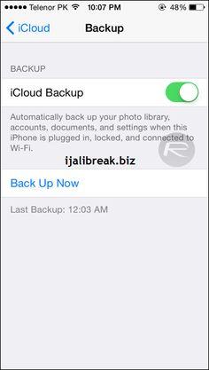 Can do downgrade iOS 8.1 to iOS 7.1.2? | ijailbreakijailbreak