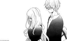 "Find and save images from the ""Manga Couples Manga Love, I Love Anime, Hibi Chouchou, Manga Couple, 19 Days, Anime Characters, Fictional Characters, Anime Couples, Line Art"