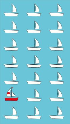 Sometimes you have to sail against the wind.