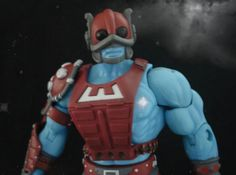 Motuc Gar Cosmic Enforcer (Masters of the Universe) Custom Action Figure