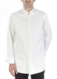 Chaqueta pamplona blanca #chaquetascocinero #cocina #csty #uniformeshosteleria