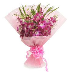 Flowers expresse the symbol of love and happiness. You can buy #flower #bouquets from the #online store of #Ferns N Petals. http://goo.gl/9QXEzj
