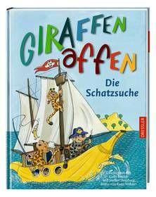 Giraffenaffen - Die Schatzsuche - Stronk / Herzberg (Kinderbuch ab 4 Jahren)