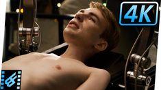 Steve Rogers Transformation Scene   Captain America The First Avenger (2...