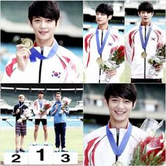 """SHINee's Minho earns a gold medal on upcoming K-Drama """"To the Beautiful You"""""""