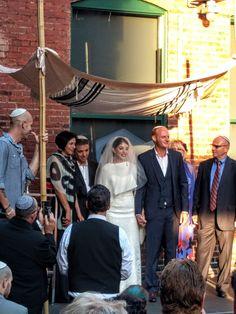 #ChanyDesignEventPlanning #labordayweekend #Wedding  at Distillery District Toronto