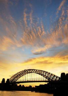 Sydney Harbour Bridge #sydney #australia