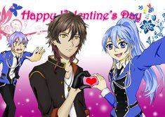 Happy Valentine's Day Kara-chan by shadowchrive