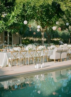 Elegant Blush Napa Wedding at Black Swan Lake - MODwedding