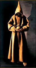 Francisco de Zurbaran - Saint Francis of Assisi in His Tomb, milwaukee art museum paintings Francis Of Assisi, St Francis, Religious Paintings, Religious Art, Caravaggio, Chiaroscuro, Francisco Zurbaran, Francisco Jose, Milwaukee Art Museum