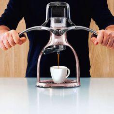 Umweltfreundliche Espresso-Innovation