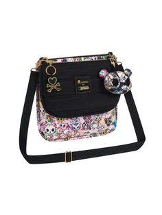 Tokidoki X Lesportsac Duet Purse Fioritura Cute Purses Random Things Handbags
