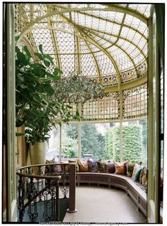 conservatory cieling