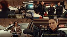 Rookie Blue Season 5 Episode 10 Andy Nick and Duncan... and Marlo