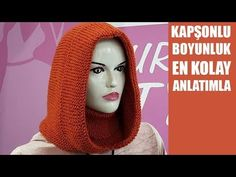 Knitted Hats, Crochet Hats, Viking Tattoo Design, Sunflower Tattoo Design, Knitting Videos, Cowl Scarf, Balaclava, Celebrity Hairstyles, Crochet Designs