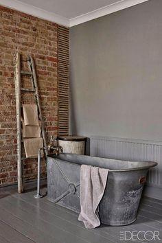 Vintage & Chic · Blog decoración. Vintage. DIY. Ideas para decorar tu casa: Oda a la pátina (o la casa de una anticuaria inglesa en Brighton) · The home of an antique dealer in Brighton
