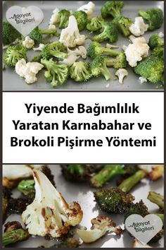 Cauliflower and broccoli cooking method that addicts food .- Cauliflower and broccoli cooking method that gives the food addiction, cooking method Low Carb Pizza, Low Carb Diet, Vegetarian Recipes, Healthy Recipes, Broccoli Cauliflower, Carbohydrate Diet, Broccoli Recipes, Quick Easy Meals, Healthy Snacks