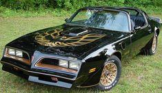 Smokey and the Bandit – 1977 Pontiac (Firebird) Trans Am