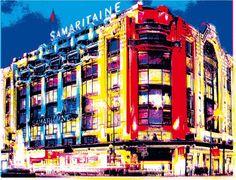 Samaritani  - Roberto Sieni - from 192€ - Samaritaine è l'opera d'arte realizzata da Roberto Sieni, artista che lavora da anni come grafico; la sua attività spazia dalle realizzazioni editoriali alle pubblicitarie alle opere d'arte.