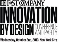 Innovation By Design Conference | Co.Design: business + innovation + design