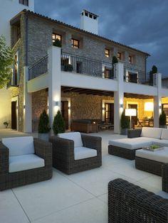 La Hedrera - Re-Imagining a Palatial Spanish Estate