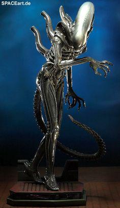 Alien 1: Alien Big Chap Maquette, Fertig-Modell, http://spaceart.de/produkte/al008.php