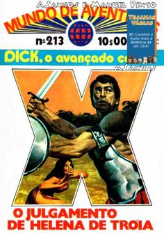 Mundo de Aventuras S2 213: O Julgamento de Helena de Troia (1977)   Titulo: Mundo de Aventuras S2 213: O Julgamento de Helena de Troia (1977)  Formato(s): CBR  Idioma(s): PT-PT  Scans: ASantos e Manuel Pinto  Restauro: ASantos  Num. Paginas: 51  Resolucao (media): 2275 x 3128  Tamanho: 81.28MB  Download (FileFactory) Download (Zippyshare)  Agradecimentos: Obrigado ao/a ASantos e Manuel Pinto pelo trabalho de digitalizacao e tambem ao/a ASantos pelo restauro!  MUNDO de AVENTURAS serie 2 n.213…