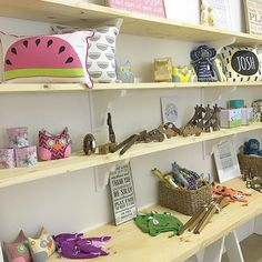 SnapWidget | Our new kiddies corner is looking so fresh and bright! @phlo_studio @isladesigns. More stock coming soon!! #therubyorchard Corner, Shelves, Bright, Fresh, Studio, Home Decor, Going Out, 2 Months, Shelving