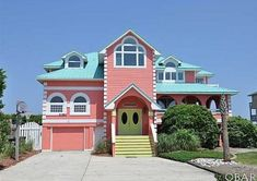 what color roof is noce with a red brick house | One House, Two House, Red House, Blue House: Dr. Seuss-Like Homes for ...