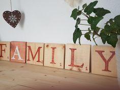20210723_145937 Tuile, Boutique, Decorative Wooden Letters, Scrabble Letters, Painted Wood, Boutiques