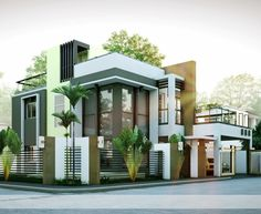 Modern bungalow house design 2017 garage amazing modern house design minimalist small modern home design 20 modern bungalow house design philippines 2017 Modern Bungalow House Design, Duplex House Design, Small House Design, Modern House Plans, Modern Zen House, Home Design, Modern Design, Villa Design, Facade Design