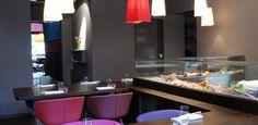 Restaurants in Zurich – Ginger. Hg2Zurich.com.