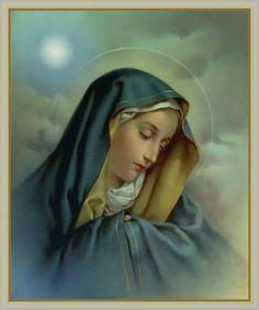 Virgem Maria by altares privados, via Flickr