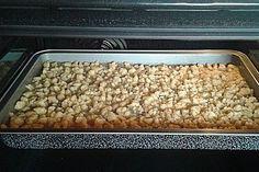 Apfelmus-Streusel-Blechkuchen von streuselchen89 | Chefkoch.de