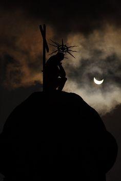 Львів. Сонячне затемнення 2015